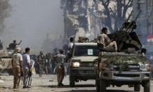 قوات حفتر تواصل قصف درنة وتتأهب لاجتياحها