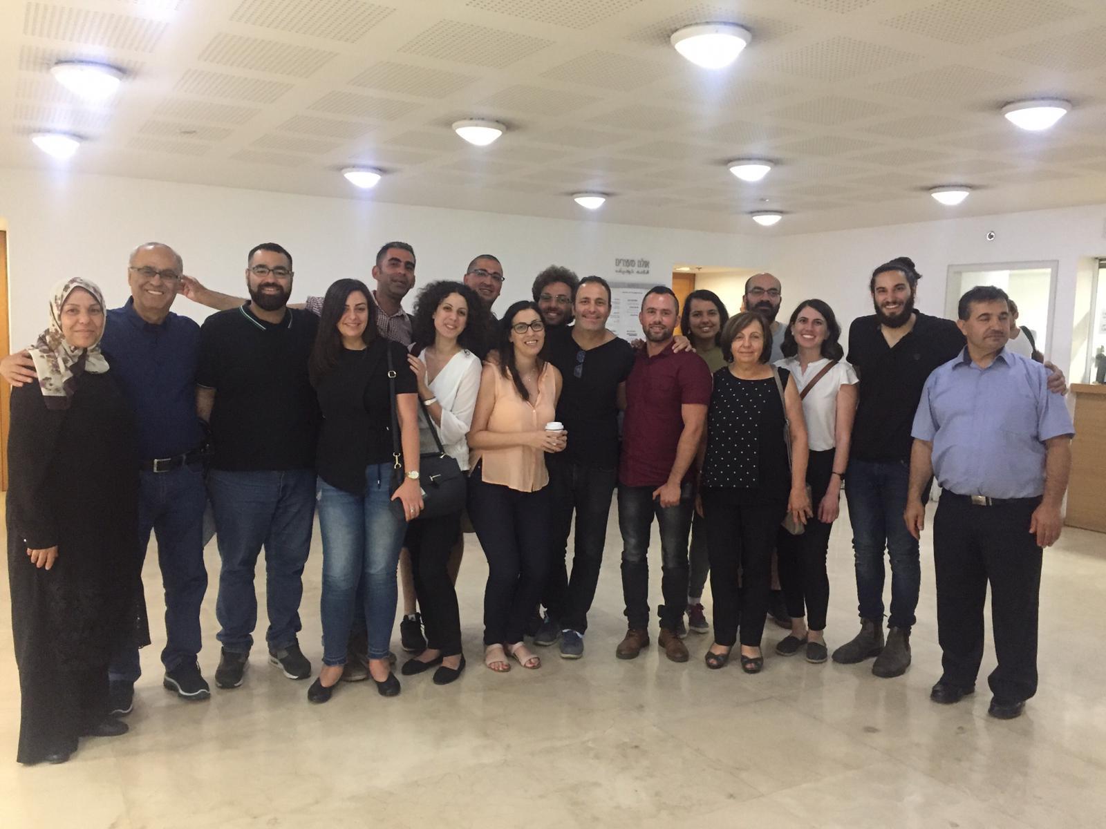 الإفراج عن جميع معتقلي مظاهرة الغضب في حيفا