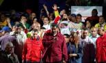 فوز مادورو بولاية رئاسية ثانية بحصده 67.7% من الأصوات