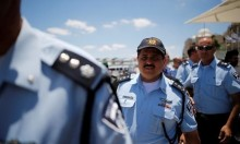 ألشيخ يحرض على مظاهرة حيفا ويدافع عن الشرطة