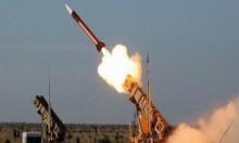 """استهداف مطار جازان بالسعودية بصاروخ """"بدر1"""" أطلق من اليمن"""