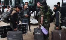 """خروج دفعة ثانية من مقاتلي """"داعش"""" من دمشق برعاية روسية"""