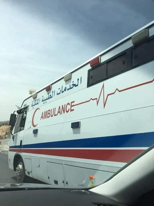 دفعة ثانية من مصابي مسيرة العودة تتجه لتلقي العلاج بالأردن