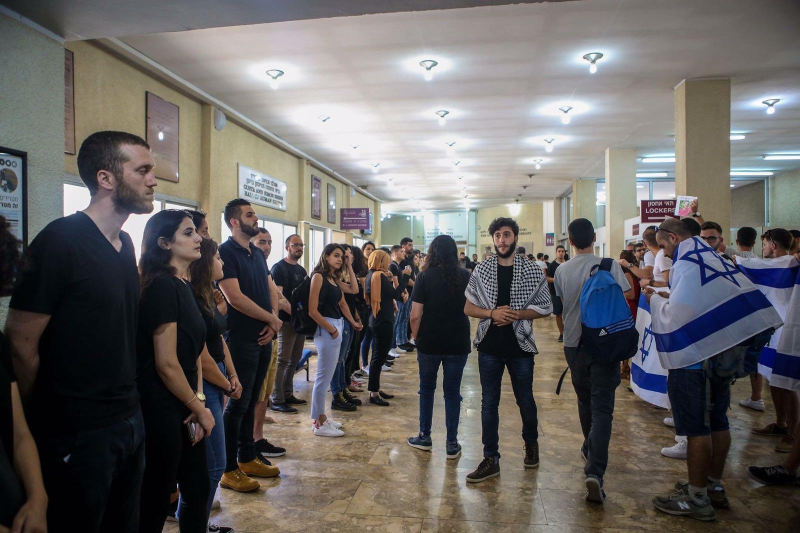 """""""إم ترتسو"""" تُواصل التّحريض ضد الطّلاب الجامعيين العرب"""