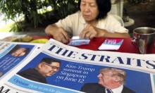 ترامب يلمح إلى تأجيل القمة مع كيم جونغ أون