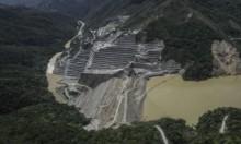 إجلاء عشرات الآلاف بسبب خطر فيضان سد بكولومبيا