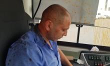 متطرفون يهود يهاجمون سائق حافلة من كفر قاسم