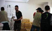 حملة تبرّع للاجئين في اليونان بمناسبة حلول شهر رمضان