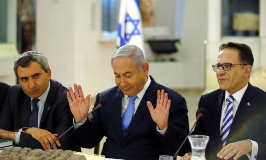 نتنياهو ينقل اجتماعات المجلس الوزاري المصغر إلى خندق محصن
