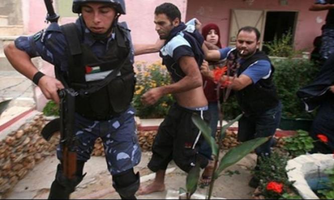 أجهزة السلطة الفلسطينية تعتقل مواطنين معظمهم من الأسرى المحررين