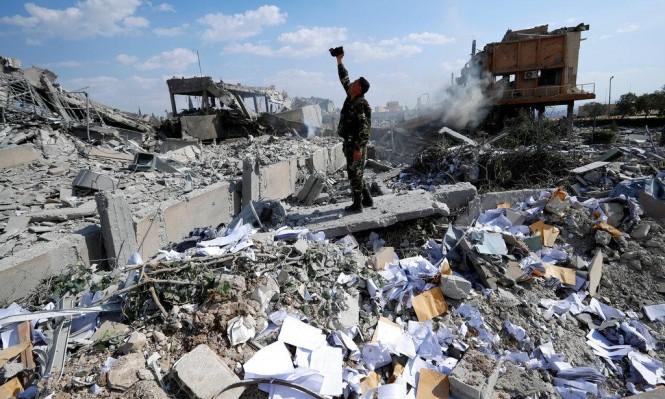 مخيم اليرموك: دمار يجعل العودة صعبة المنال
