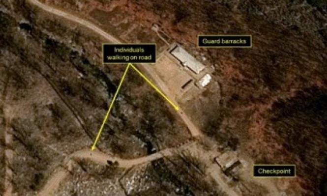صحفيون أجانب لتغطية إغلاق موقع التجارب النووية الكوري الشمالي