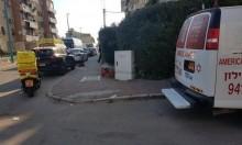 إصابة شاب في حادث عمل قرب حيفا