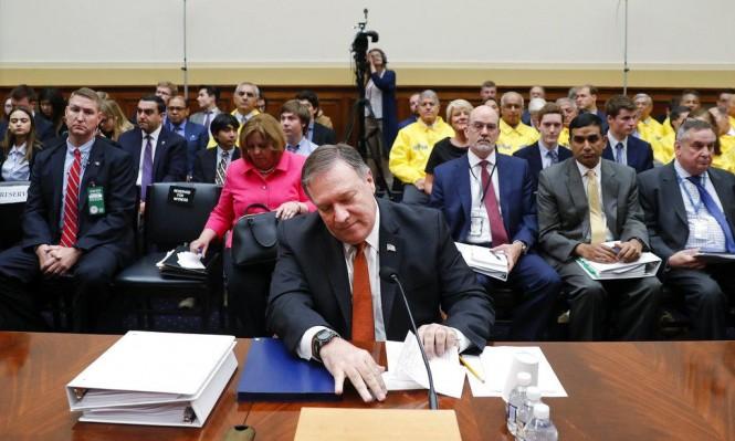 بومبيو: اتفاق يحقق المصالح الأميركية مع بيونغ يانغ أو الانسحاب