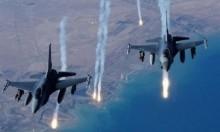 مقتل 12 مسلحا بقصف للتحالف الدولي لمواقع عسكرية سورية