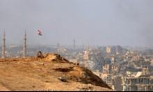 تحالف واشنطن يقصف مواقع عسكرية سورية
