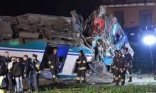 مصرع شخصين وإصابة عشرين بحادث قطار في إيطاليا