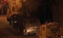 إصابة حرجة لجندي خلال عملية عسكرية للاحتلال بالضفة