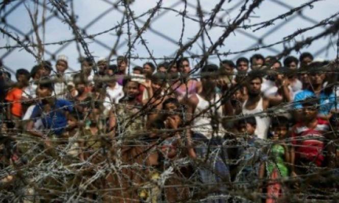 كندا تبدي استعدادا لاستقبال لاجئين من الروهنيغا