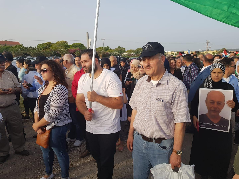 المئاتُ في مسيرةِ إحياءِ الذكرى السّبعين لمجزرة الطنطورة
