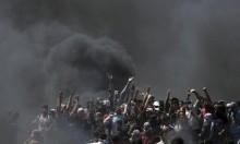غزة: استشهاد شابين أصيبا قبل أيام