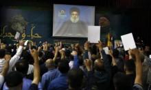 نصر الله: لا نسعى لحرب مع إسرائيل
