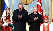 """بوتين يمدح إردوغان: """"الضغوط لن تزيده إلا شجاعة""""!"""
