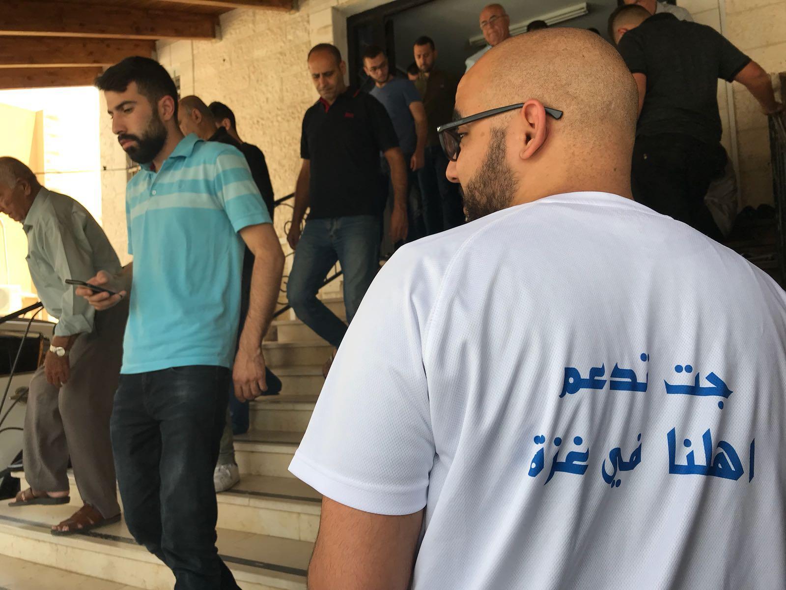 جت: حملة إغاثة طبية برمضان لأهالي غزة