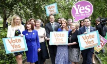 فوز كبير لمؤيدي الإجهاض في أيرلندا