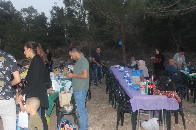 الغابسية: رمضان يروي فصولا من النكبة والتهجير