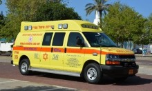 اللد: 3 إصابات في حادث طرق