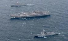سفينتان حربيتان أميركيتان تُبحران في بحر الصين الجنوبي