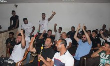 البعنة: احتفالات بفوز ريال مدريد وتعاطف مع صلاح