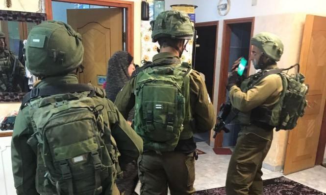مشروع قانون لإبعاد عائلات الفلسطينيين الذين ينفذون عمليات