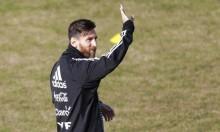 ميسي: لن ألعب لأي فريق أوروبي بعد برشلونة