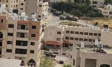 إصابات واعتقالات بمواجهات مع الاحتلال في الأمعري