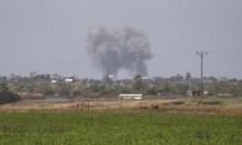 الاحتلال يقصف في غزة ويقطع التيار الكهربائي عن مناطق شاسعة