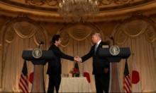ترامب وآبي يجمعان على حتمية نزع أسلحة كوريا الشمالية النووية