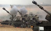 غارات للطيران ومدفعية الاحتلال تقصف مواقع للمقاومة بغزة