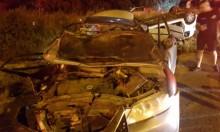 يركا: مصرع أونيل معدي في حادث طرق مروّع