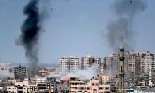 الاحتلال ينفي أنباء عن هدنة ويغير في غزة