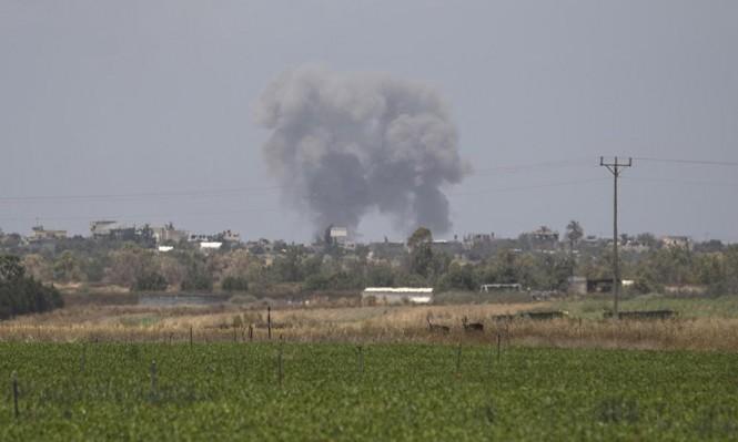 عدوان إسرائيلي واسع على قطاع غزة والمقاومة ترد