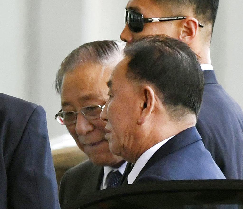 مسؤول رفيع من كوريا الشمالية يصل إلى نيويورك
