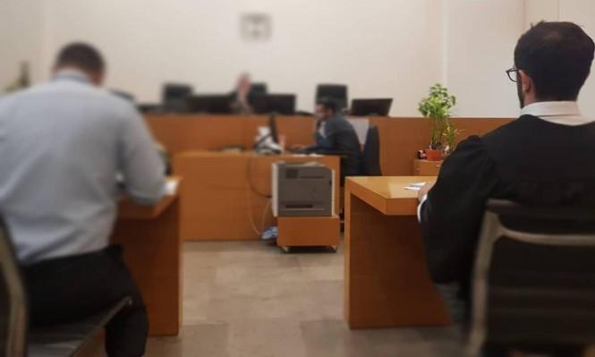 """""""عدالة"""" ينجح بإلغاء الإبعاد عن المظاهرات لـ4 من معتقلي مظاهرة حيفا"""