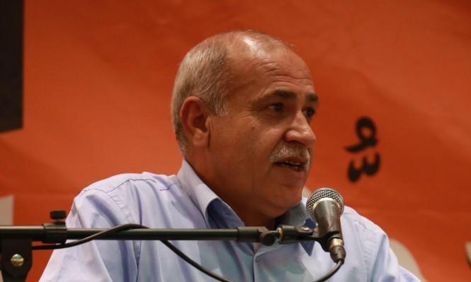 الزبارقة يطالب بالعدول عن قرار سجن 600 أسير في خيام