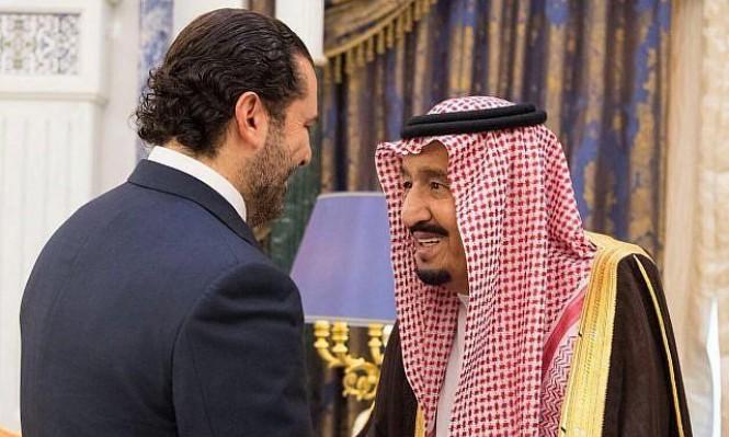 الحريري يزور السعودية بعد يوم واحد من تصريحات ماكرون