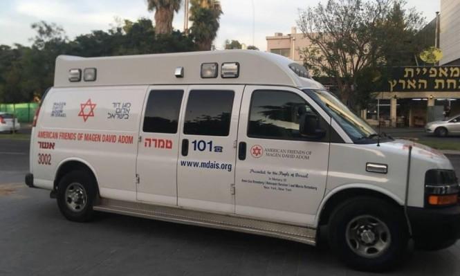 طمرة: إصابة شخص بجريمة إطلاق نار