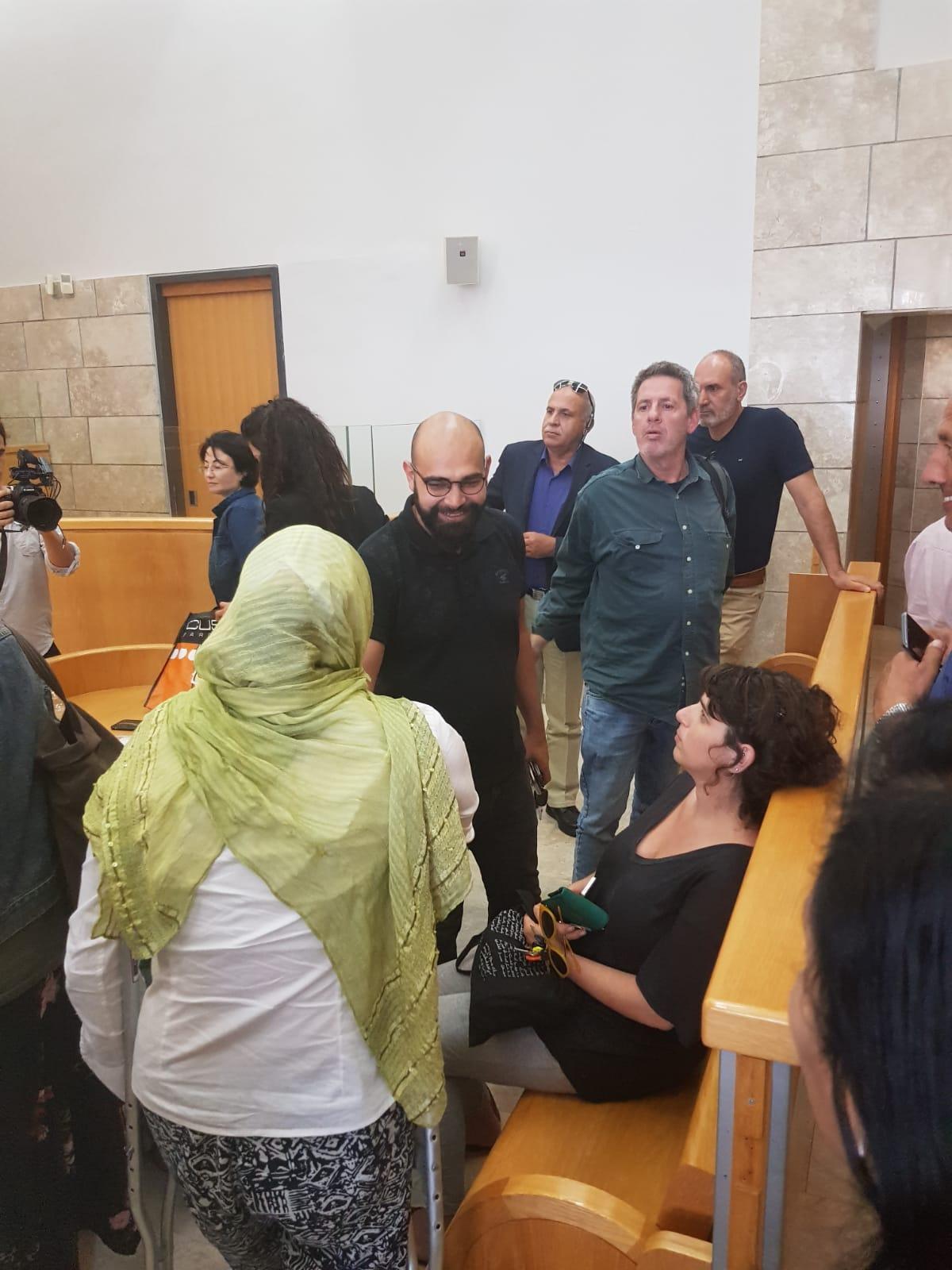 محاكمة دارين طاطور: موعد النطق بالحكم 24 حزيران المقبل