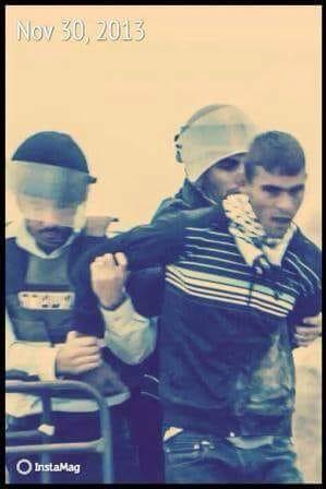 """النقب: أول معتقلي مظاهرة الغضب ضد """"برافر"""" ينال حريته"""