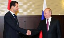 الأسد يزعم تطوير دفاعات النظام الجوية وينفي وجود قوات إيرانية في سورية